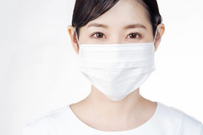 マスクの悪影響で、ほうれい線!?