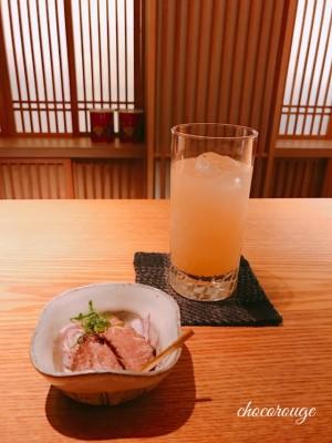 京都先斗町の美味しいお酒